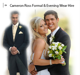 Formal & Evening Wear Hire