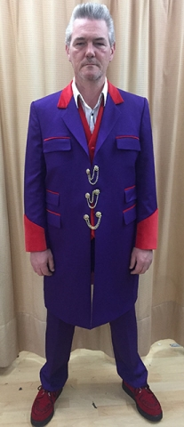 Teddy Boy Drapes Tailor Leeds